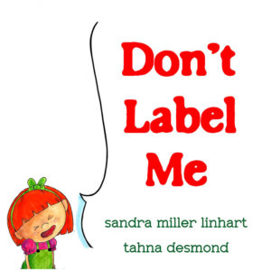 Don't Label Me Book Cover