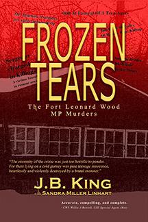 Frozen Tears Cover Art