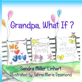 Grandpa, What if? Book Cover