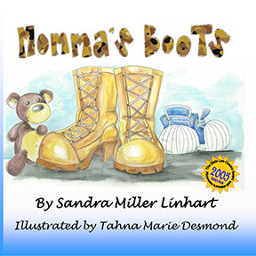 Momma's Boots Cover Art