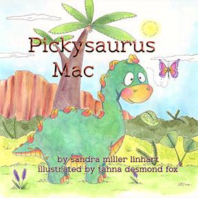 Pickysaurus Mac Book Cover