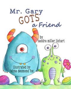Cover Art Mr. Gary GOTS a Friend