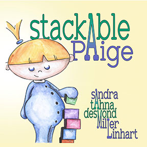 Cover Art - Stackable Paige